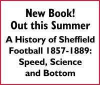 A History of Sheffield Football 1857-1889